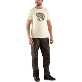 Fjällräven Arctic Fox T-Shirt Uomo, chalk white